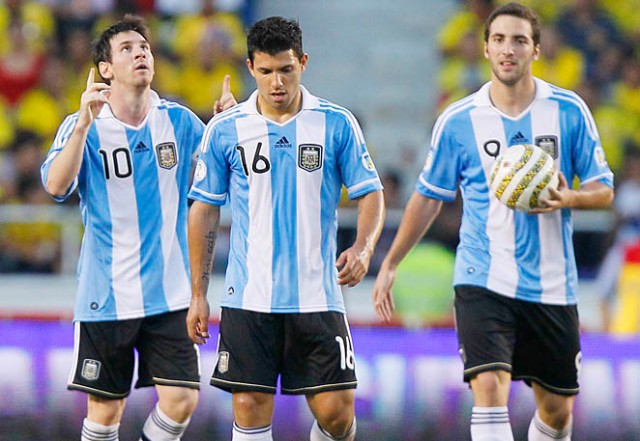 Argentina World Cup team