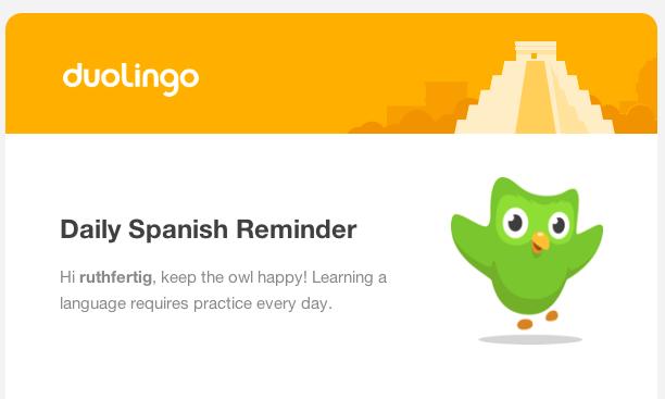 duolingo reminders