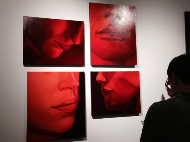 Clovis Pareiko's show