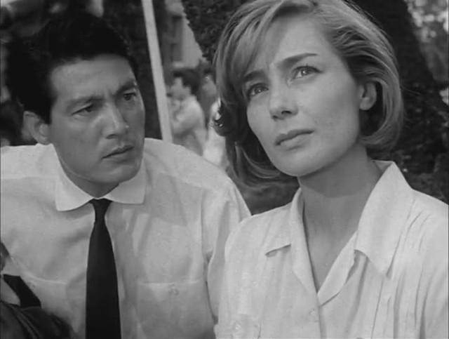 Hiroshima Mon Amour film still