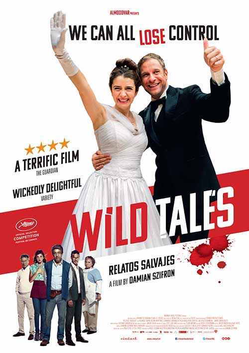 wild tales poster