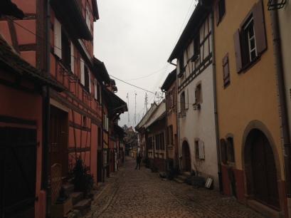 miniscule village