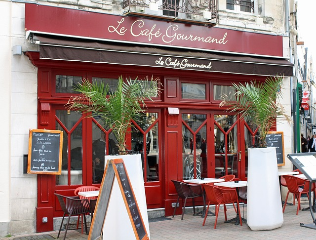 French bistro Cafe Gourmande