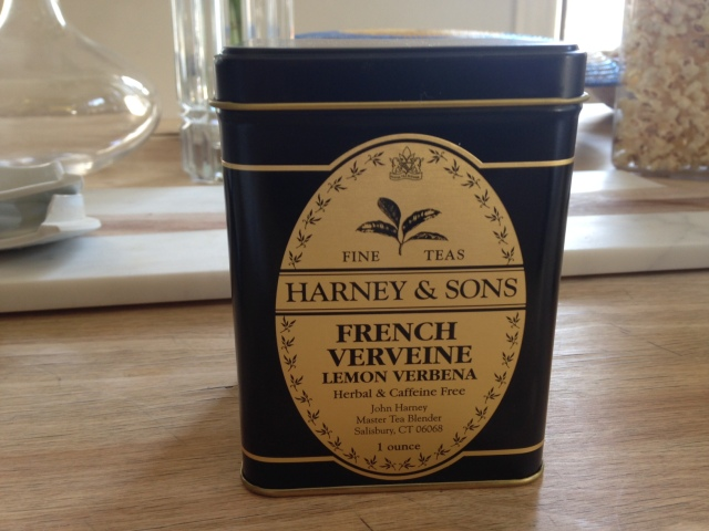 Harney and Sons vervaine