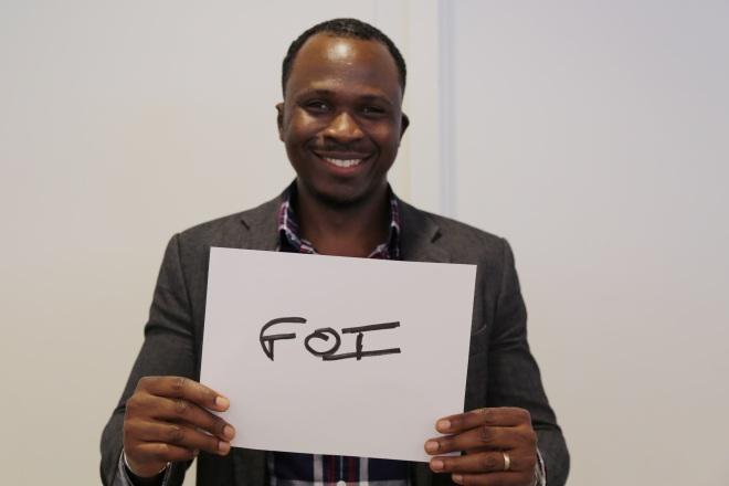 Serge's favorite word: foi