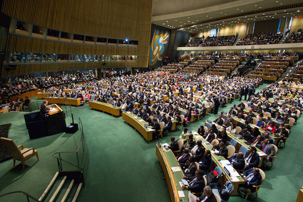General assembly 70th session