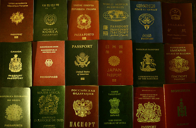 world passports