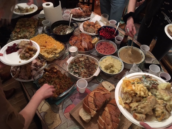 the thanksgiving spread.JPG
