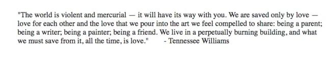 TennesseeWilliamsQuote