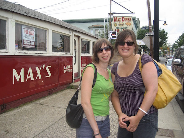 Maxs diner with j and j.jpg