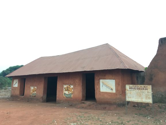 dahomey palace