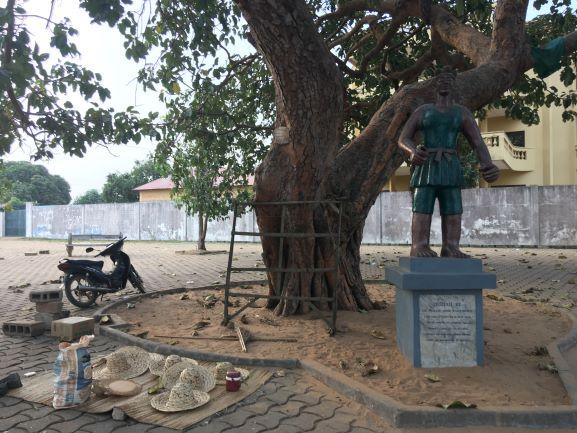 ouidah slave market