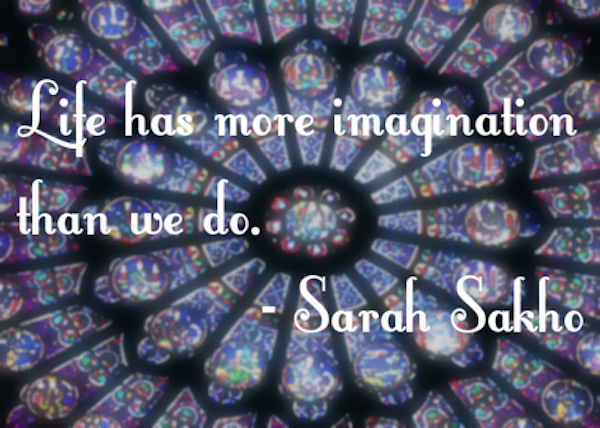 notre dame rose window_sarah sakho quote