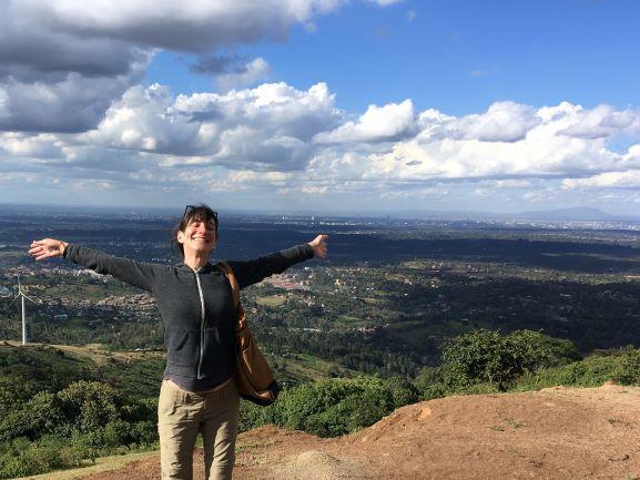 ngong hills view