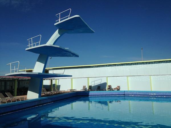 havana hotel pool